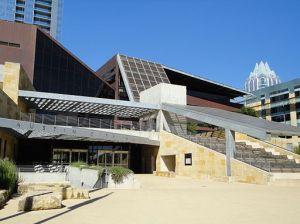 Austin City Hall Front